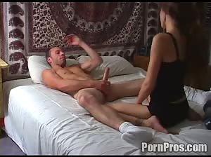 Whore married old dude and fucked around tons behind his back.