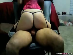 Sexy girl recorded on sex tape