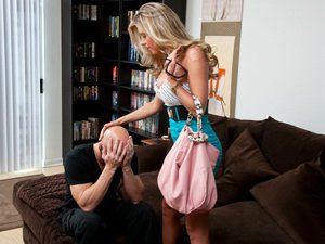 Samantha Saint - My Dad's Hot Girlfriend