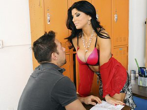 Romi Rain - My First Sex Teacher
