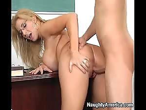 Title: Sara Jay My First Sex Teacher